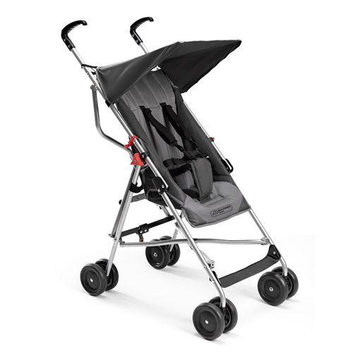 Tudo sobre 'Carrinho de Bebê Guarda-Chuva Pocket Cinza Multikids Baby Bb502'
