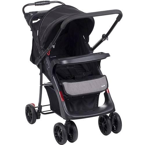 Tudo sobre 'Carrinho de Bebê Infanti Shift Onyx - Preto'