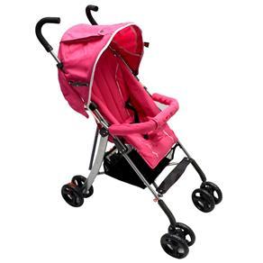 Carrinho de Bebê Love 199 - Rosa