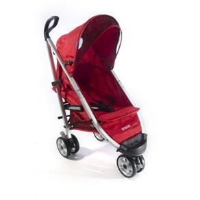 Carrinho de Bebê Passeio 3 Rodas Umbrella Deluxe Verm Cosco