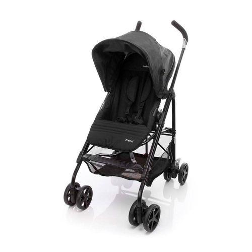 Carrinho de Bebê Trend Preto -safety 1st