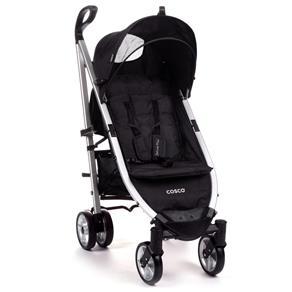 Carrinho de Bebê Umbrella Deluxe Plus Preto - Cosco