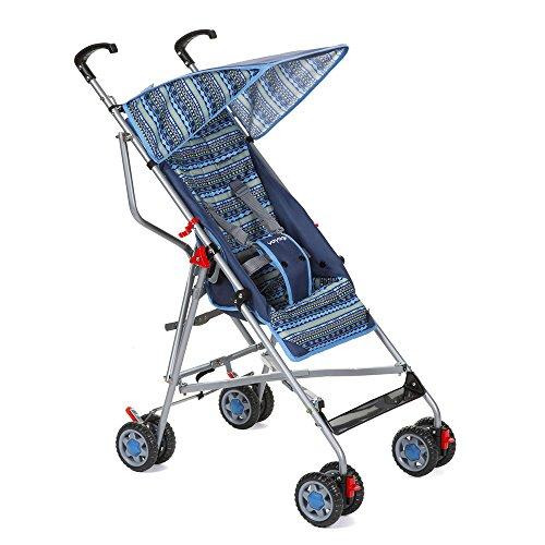 Carrinho de Bebê Umbrella Slim Voyage - Azul