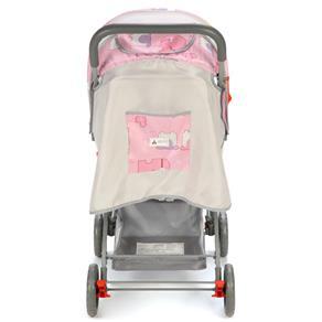 Carrinho de Bebê Voyage Funny - Rosa