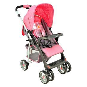 Carrinho de Bebê Zap e Pink Lenox Kiddo