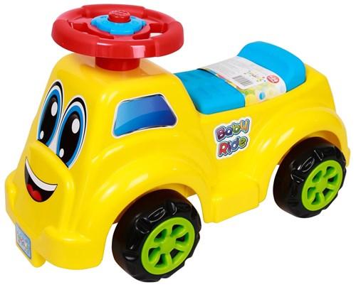 Carrinho de Passeio Baby Ride Colorido - Maral