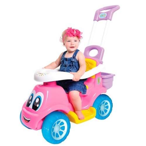 Tudo sobre 'Carrinho de Passeio Little Truck 3x1 Menina Maral'