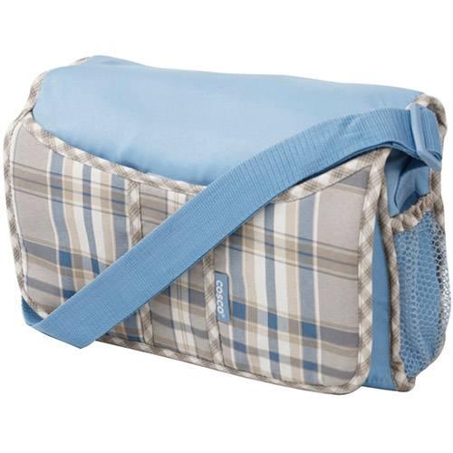 Carrinho de Passeio Travel System com Bolsa Azul - Cosco