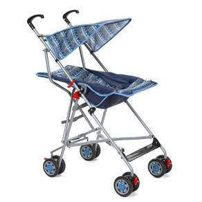 Carrinho de Passeio - Umbrella - Slim - Azul - Voyage