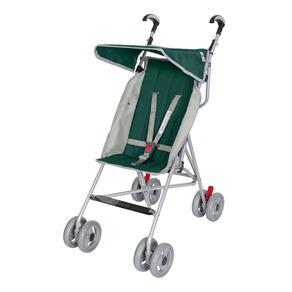 Carrinho de Passeio Umbrella Verde, Tutti Baby