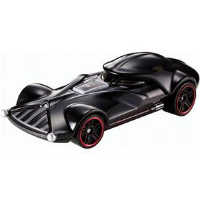 Carrinho Hot Wheels Star Wars Darth Vader