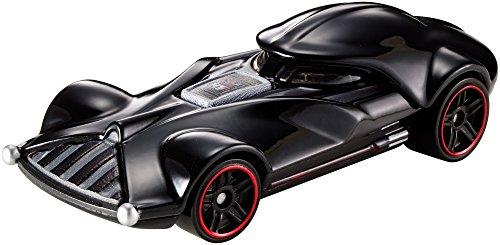 Carrinho Hot Wheels Star Wars - Darth Vader