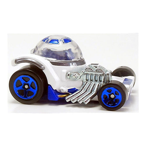 Carro Hot Wheels - Star Wars R2-d2