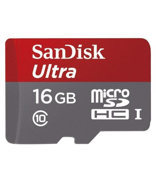 Cartão de Memória 16 Gb Sd Sandisk