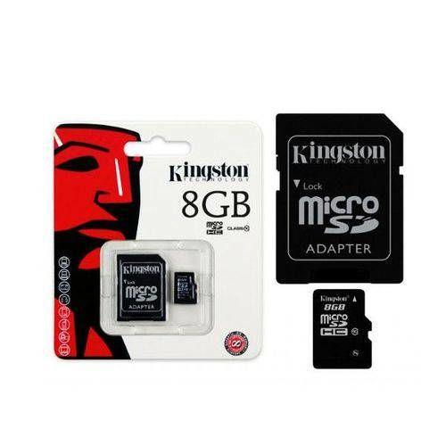 Cartão de Memória Kingston Micro 8gb