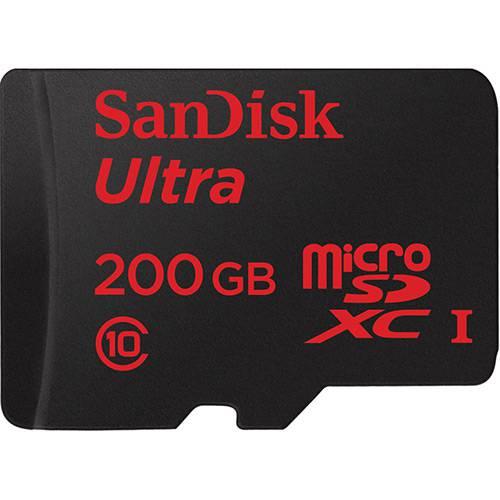 Cartão de Memória 64GB Ultra MicroSD Classe 10 Sandisk