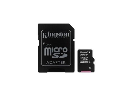 Cartao de Memoria Micro Sd 32Gb Kingston