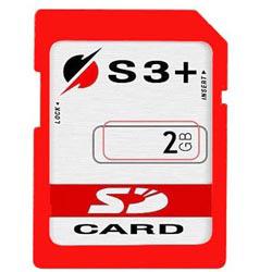 Cartão de Memória SD 2GB - S3+
