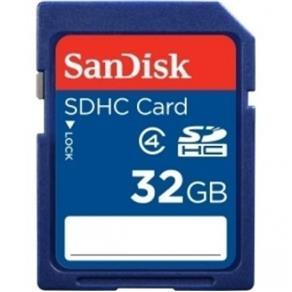 Cartão de Memória SD 32GB SanDisk