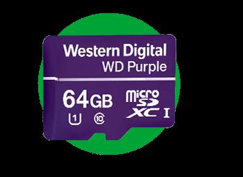 Cartao de Memoria Sd 3,3V 64Gb