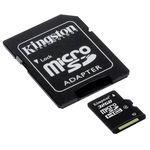 Cartão Memória Micro Sd 32gb Kingston