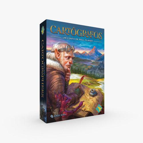 Cartógrafos Jogo de Cartas Ludofy Grk0015