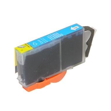 Cartucho de Tinta Compatível com HP 670XL Cyan