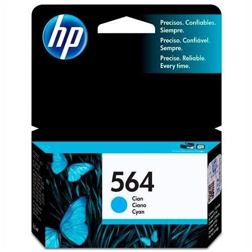 Cartucho de Tinta HP 564 Ciano CB318WL