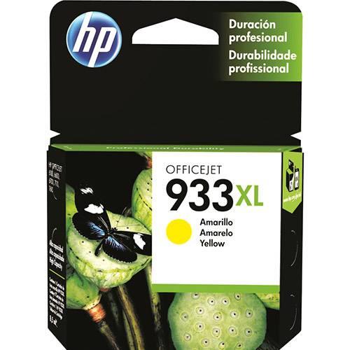Cartucho de Tinta HP 933 XL Amarelo - CN056AL