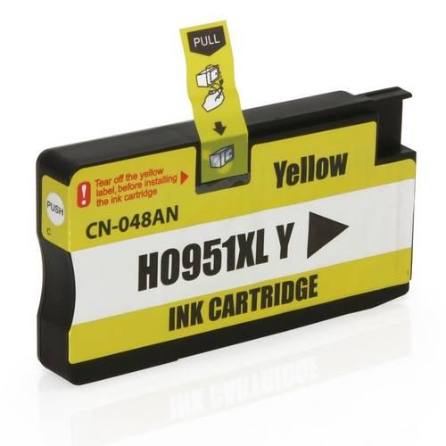 Cartucho de Tinta HP 951 Amarelo 8ML CN052AL