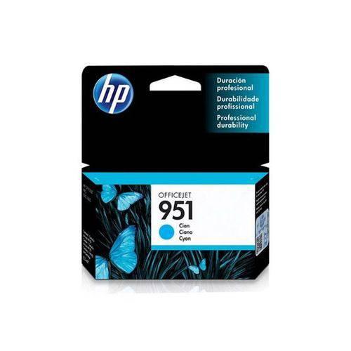 Cartucho de Tinta HP 951 CN050AL Ciano Original