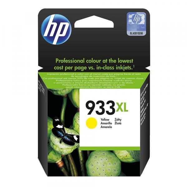 Cartucho de Tinta HP 933XL CN056AL 8.5 ML Amarelo