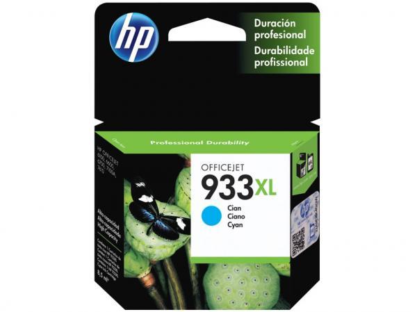 Cartucho de Tinta HP Ciano 933 - Original