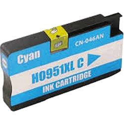 Cartucho de Tinta HP Compatível 951xl Cyan