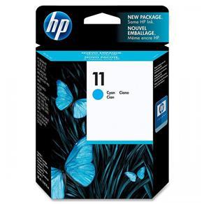 Cartucho de Tinta Hp Suprimentos Officejet C4836a Hp 11 28ml - Ciano