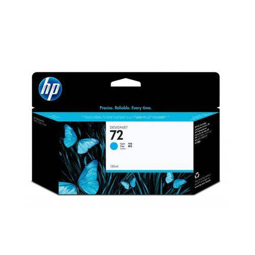 Cartucho de Tinta Plotter HP Suprimentos C9371AB HP 72 Ciano 130 ML