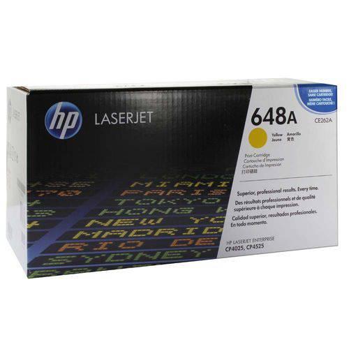 Cartucho de Toner HP LaserJet Colorsphere 648A CE2