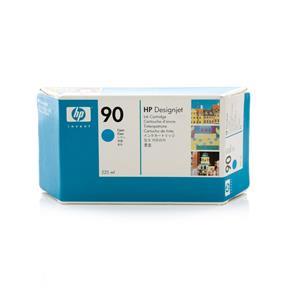 Cartucho HP 90 225ml Ciano C5060A