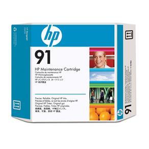 Cartucho HP 91 de Manutenção C9518A