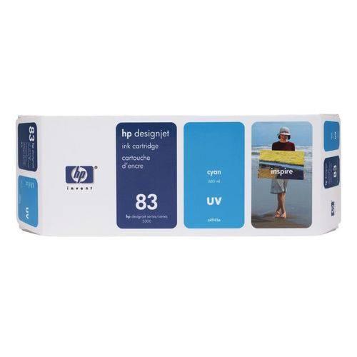 Cartucho UV Ciano HP 83 de 680 Ml (C4941A)