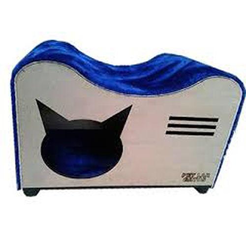 Casa de Pelucida para Gato Azul