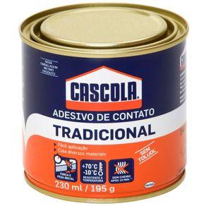 Cascola 195g Trad.S/Toluol Cascola