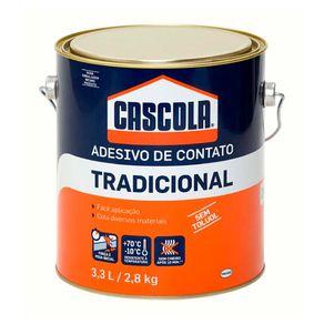 Cascola 2,8lts Trad.S/Toluol Cascola