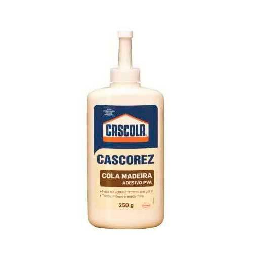 Cascola Cascorez Cola Madeira 250g - Henkel