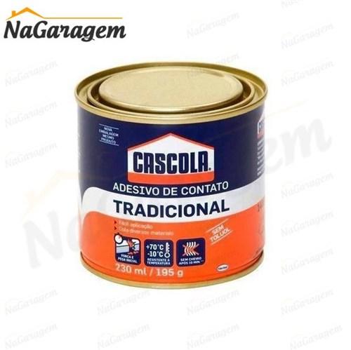 -> Cascola Sem Toluol 195G 1/16
