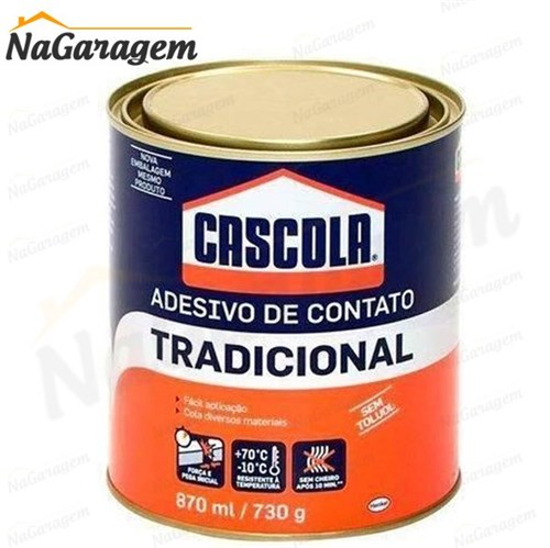 ~~> Cascola Sem Toluol 730G