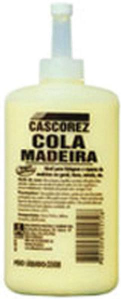 Cascorez Cola Madeira 250G - Henkel