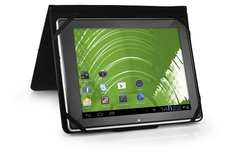 Case Multilaser Universal para Tablet 9'.7' Preto