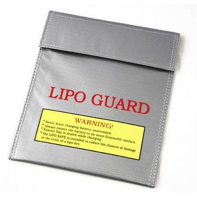Case para Proteção de Bateria LiPo