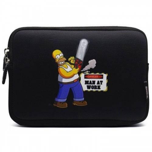 Case Sleeve Luva Macbook Notebook Chromebook 13.3 | The Simpsons | Homer